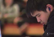 4月下旬,新西兰有来自中国的13101名学生。
