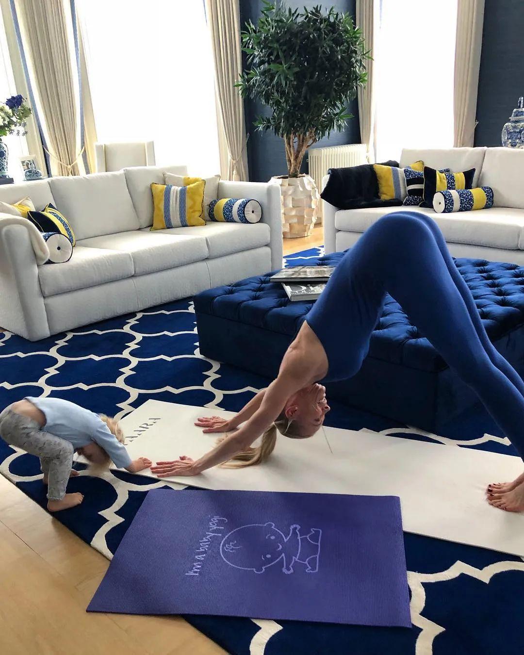 39岁俄罗斯妈妈爆红ins!她生完三胎的身材,简直让人意想不到...