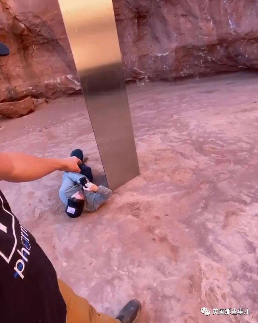 网友掘地三尺挖出了神秘金属方碑的地点!实地考察之后,就这?就这??!