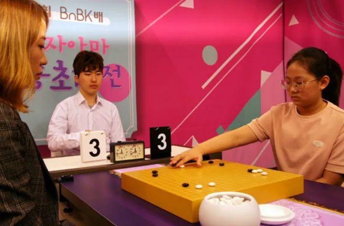 韩国天才围棋少女比赛大胜棋坛老将,然而却发现她用AI作弊....