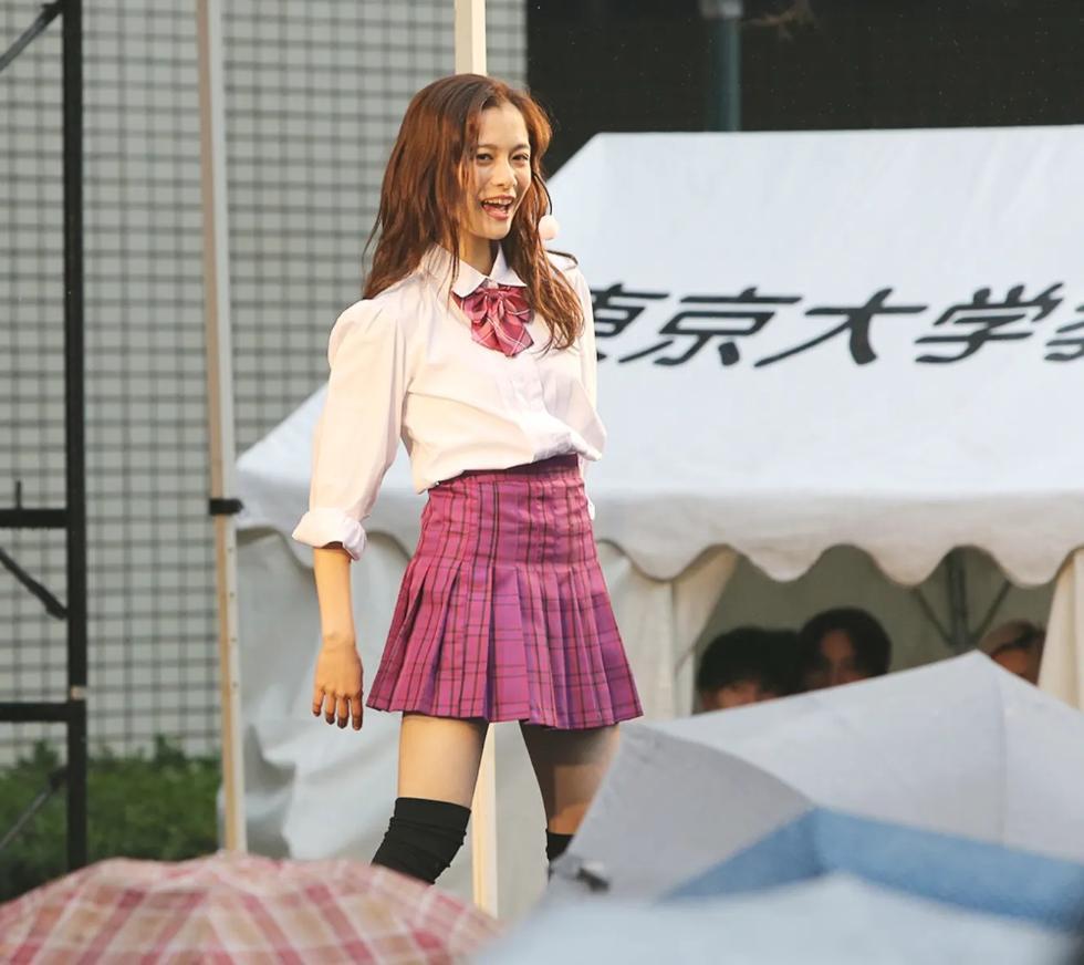 日本东京大学选美冠军出炉!神似石原里美+佐佐木希:日本人审美终于在线了?