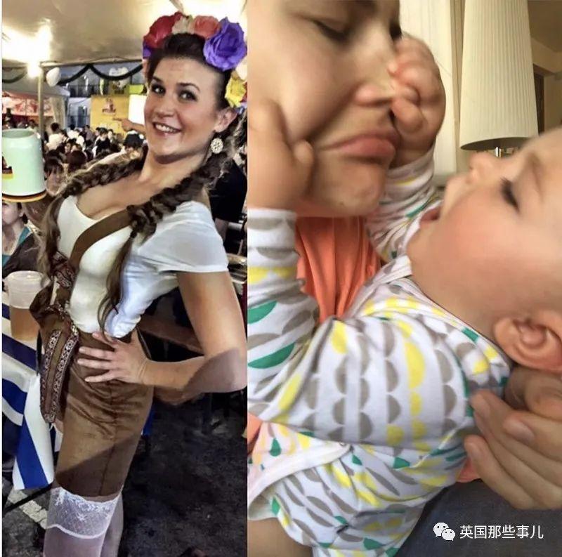 外国爹妈晒出自己养娃前后的对比…人类幼崽的破坏力也太强了吧!