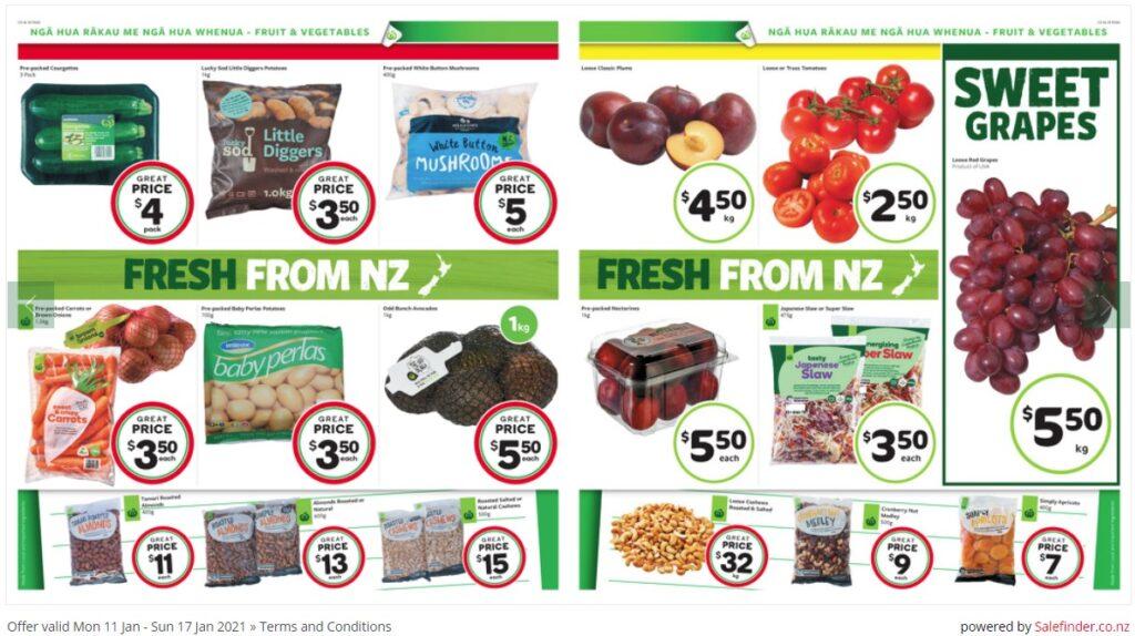 更新:【各大超市每周特价】:时令水果 海鲜大特价 美妆日常用品限时抢购