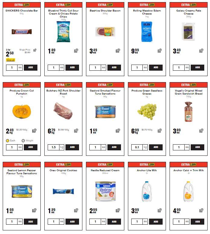更新:【各大超市每周特价】: 元 周! 半价周! 新货 !美妆护肤护发保健品!