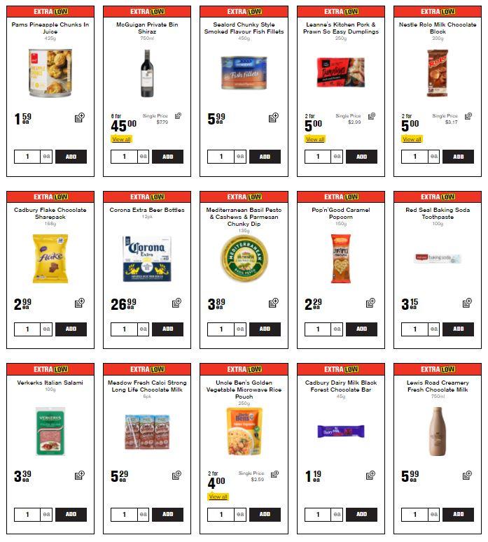 更新:【各大超市每周特价】:消费中奖! ! 新货 !美妆护肤护发保健品特价周!