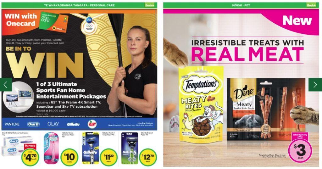 更新:【各大超市每周特价】:$消费中奖! ! 新货 !口腔护理用品!美妆护肤护发保健品特价!